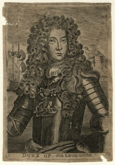 John Churchill, 1st Duke of Marlborough, after Sir Godfrey Kneller, Bt - NPG D16645