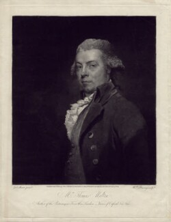 Thomas Malton the younger, by William Whiston Barney, after  Gilbert Stuart - NPG D16708