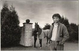 John Francome, by Miriam Reik - NPG x30304