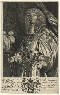 Henry Bennet, 1st Earl of Arlington, after Sir Peter Lely - NPG D16720