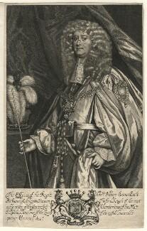 Henry Bennet, 1st Earl of Arlington, after Sir Peter Lely, published 1679 - NPG D16720 - © National Portrait Gallery, London