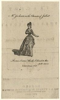 Mrs Jackson (née Browne), after Unknown artist, published 1778 - NPG D16741 - © National Portrait Gallery, London