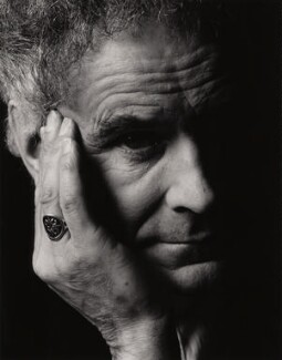 Sir Peter Maxwell Davies, by Nick White - NPG x87135