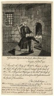 William Myddelton; Bishop of St Asaph, by Unknown artist - NPG D16782