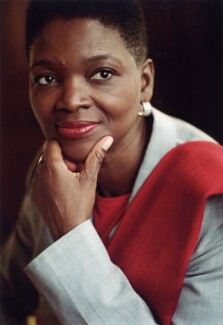 Valerie Ann Amos, Baroness Amos of Brondesbury, by Horace Ové, 2004 - NPG x126734 - © Horace Ové / National Portrait Gallery, London