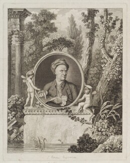François Vivares, by François Vivares, and by  James Caldwall - NPG D19878