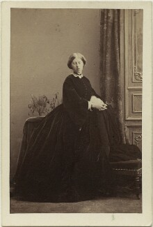 Marie, Princess of Hohenlohe-Schillingsfürst, by Camille Silvy - NPG x5804