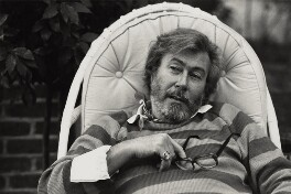 John Osborne, by Jane Bown - NPG x28629