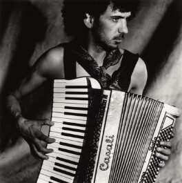Kevin Rowland, by Eric Watson, 6 July 1982 - NPG  - © Eugene and Willa Watson / National Portrait Gallery, London