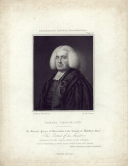 Samuel Peploe Jr, by Thomson, published by  Agnew & Zanetti, after  Thomas Gainsborough - NPG D16786