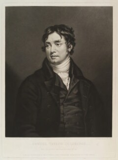 Samuel Taylor Coleridge, by William Say, published by  Marseille Middleton Holloway, after  James Northcote, published 2 November 1840 - NPG D19942 - © National Portrait Gallery, London
