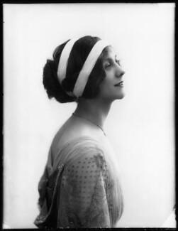 Florence Gladman (Mrs André Charlot), by Bassano Ltd - NPG x103945
