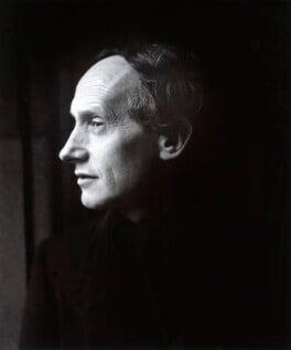 Lord David Cecil, by Norman Parkinson - NPG x30004