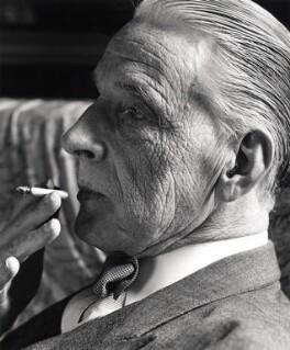 Charles Langbridge Morgan, by Norman Parkinson - NPG x30010