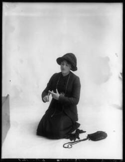 Margaret Chute as Mrs Cowper-Cowper in 'Lady Windermere's Fan', by Bassano Ltd - NPG x103955