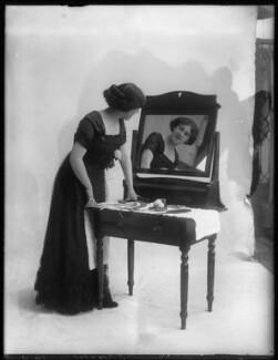 Margaret Chute as Mrs Cowper-Cowper in 'Lady Windermere's Fan', by Bassano Ltd - NPG x103959