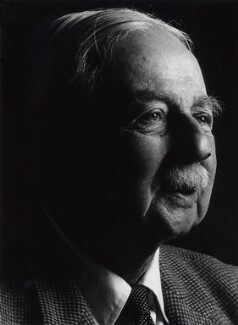 Sir John Bagot Glubb, by Granville Davies - NPG x23313
