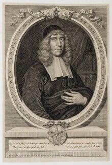 John Owen, by George Vertue, published by  John Clark - NPG D19976