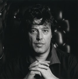 Tom Stoppard, by Granville Davies - NPG x23315