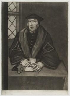 Sir Edward Montagu, by Unknown artist - NPG D19990