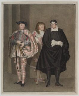 John Lacy, after John Michael Wright, (circa 1668-1670) - NPG D20027 - © National Portrait Gallery, London