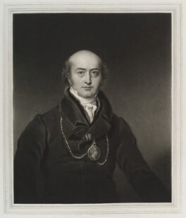 Sir Thomas Lawrence, by and published by Charles Turner - NPG D20029