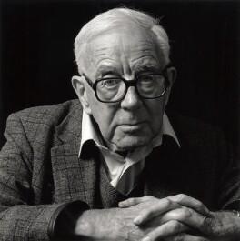 Alan John Percivale Taylor, by Granville Davies - NPG x24404