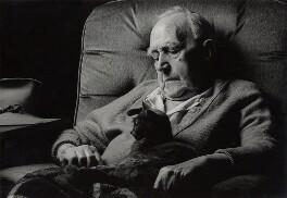 Sir Roland ('Roy') Welensky, by Granville Davies - NPG x33557