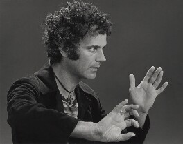 Sir Peter Maxwell Davies, by Clive Barda - NPG x45152