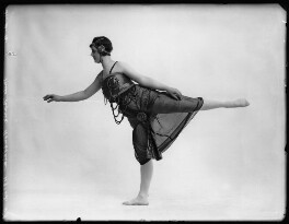 Marie Toussain, by Bassano Ltd - NPG x104032