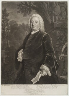 Samuel Richardson, by James Macardell, after  Joseph Highmore - NPG D20083