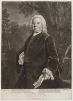 Samuel Richardson, by James Macardell, after  Joseph Highmore, (1750) - NPG D20083 - © National Portrait Gallery, London