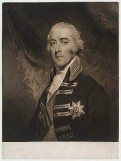 John Pitt, 2nd Earl of Chatham, by Charles Turner, after  John Hoppner, published 1809 - NPG D20092 - © National Portrait Gallery, London