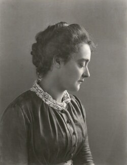 Dorothy (née Tennant), Lady Stanley, by Eveleen Myers (née Tennant) - NPG Ax36321