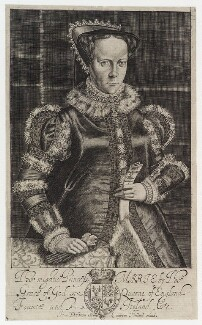 Queen Mary I, by Francis Delaram, published by  Compton Holland - NPG D20124