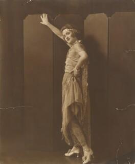 Gaby Deslys (Marie-Elise Gabrielle Caire), by Madame Yevonde - NPG x11646
