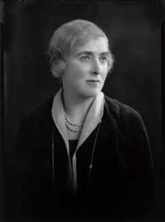 Helen Alexander Archdale (née Russell), by Lafayette (Lafayette Ltd), 3 February 1928 - NPG x42311 - © National Portrait Gallery, London