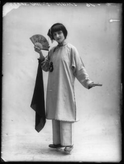 Sheila Hayes as Moy Fah Loy in 'The Yellow Jacket', by Bassano Ltd - NPG x104206