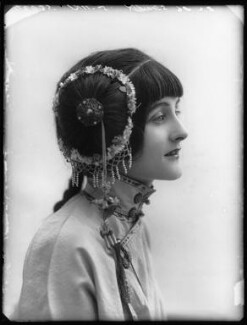 Sheila Hayes as Moy Fah Loy in 'The Yellow Jacket', by Bassano Ltd - NPG x104211