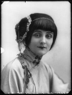 Sheila Hayes as Moy Fah Loy in 'The Yellow Jacket', by Bassano Ltd - NPG x104212