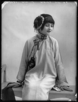 Sheila Hayes as Moy Fah Loy in 'The Yellow Jacket', by Bassano Ltd - NPG x104213