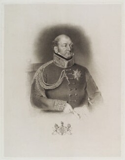 Frederick, Duke of York and Albany, by Unknown artist - NPG D20178