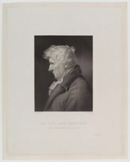 John Rennie Sr, by Edward Scriven, after  S. Kirven, circa 1820-1841 - NPG D20180 - © National Portrait Gallery, London