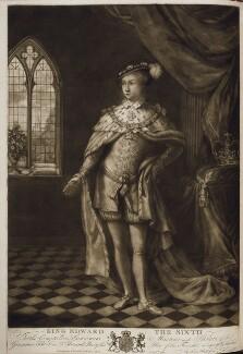 King Edward VI, after J. Kendall - NPG D20189