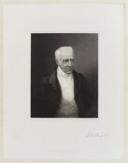 Arthur Wellesley, 1st Duke of Wellington, by Henry Thomas Ryall, published by  J. Watson, after  Antoine Claudet - NPG D20213