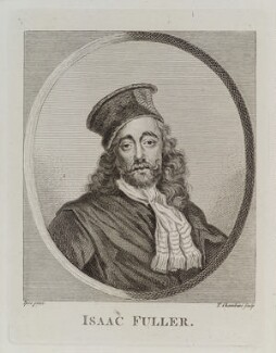 Isaac Fuller, by Thomas Chambers (Chambars), published by  Isaac Fuller - NPG D20214
