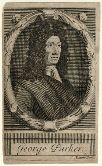 George Parker, by Joseph Nutting, after  Unknown artist - NPG D16701