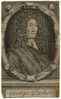 George Parker, by Joseph Nutting, after  Unknown artist - NPG D16703