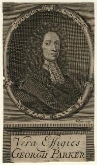 George Parker, by William Elder, after  Unknown artist - NPG D16699