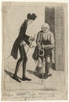 Hugo Arnot; John Duncan, by John Kay, 1784 - NPG D16830 - © National Portrait Gallery, London